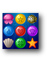 bubble breaker adventure icon